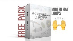 Free Midi Loop Pack) Zaytoven Cook Up | SAMPLE GANG