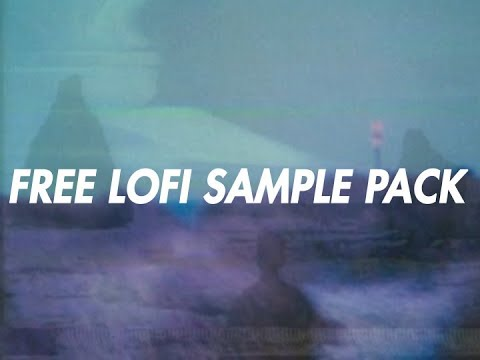 LOFI HIP HOP SAMPLE SAMPLE PACK/DRUM KIT | SAMPLE GANG