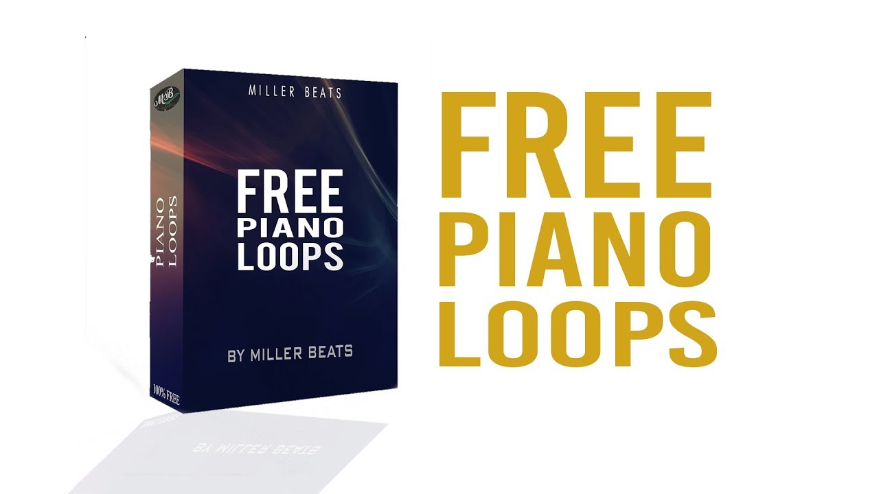 MIDI Piano Loops By Miller Beats | SAMPLE GANG