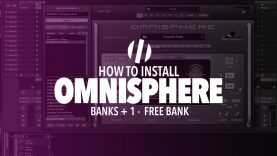 How To Install Omnisphere Banks + 1 FREE Bank | SAMPLE GANG