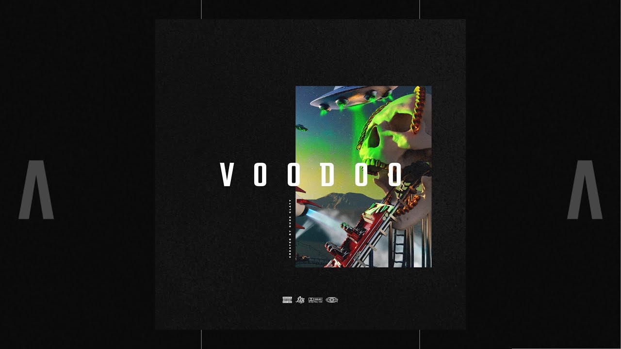 VOODOO Drum & Loop Kit by Dude Clayy Beats | SAMPLE GANG