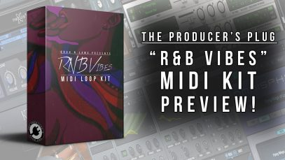 FREE R&B Sample Packs & VST Presets | SAMPLE GANG