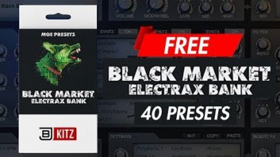 FREE ElectraX VST preset packs & libraries | SAMPLE GANG